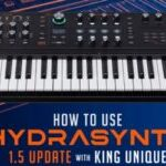 Sonic Academy ASM Hydrasynth 1.5 with King Unique TUTORIAL