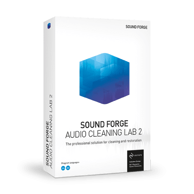 SOUND FORGE Audio Cleaning Lab 2 1