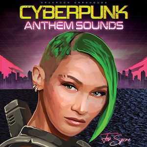 Mainroom Warehouse Cyberpunk Anthem Sounds For Spire Multi Pack