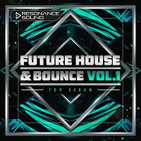 Resonance Sound Future House and Bounce vol 1 for Serum Synth Presets Pack