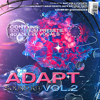 Synthetic and Bart How Adapt Sound Kit Vol 2 Serum presets Synth One Shot Kit