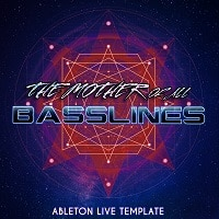 Ableton Live Psytrance Template The Mother of all Basslines Project
