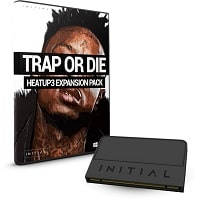 Trap on Die HeatUp 3 Expansion 9.6 GB LIBRARY