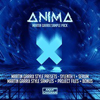 Aman Chauhan ANIMA Martin Garrix Inspired Sample Pack Presets Samples Project Files
