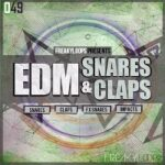 EDM Snares and Claps [One Shots Loops]