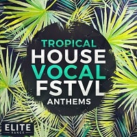 Tropical House Vocal FSTVL Anthems One Shots Loops Midi Presets